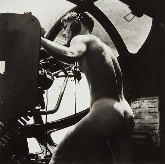 Horace Bristol-Pby Blister Gunner, Rescue At Rabaul-1944