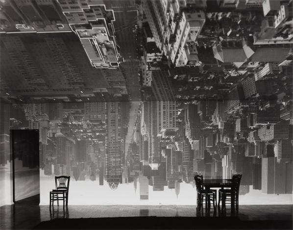 Abelardo Morell-Camera Obscura Nyc Looking South-1996