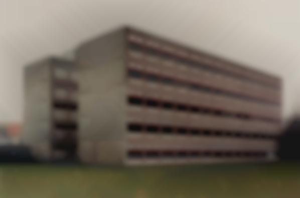 Thomas Ruff-Haus No. 9 II-1991