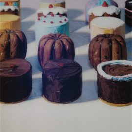 Sharon Core-Various Cakes-2004