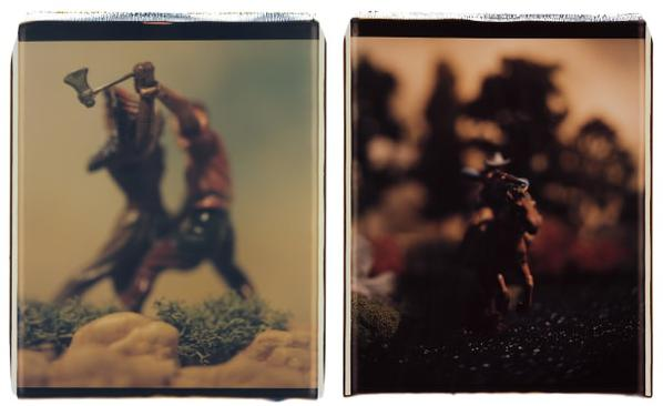 David Levinthal-Untitled From The Wild West-1989
