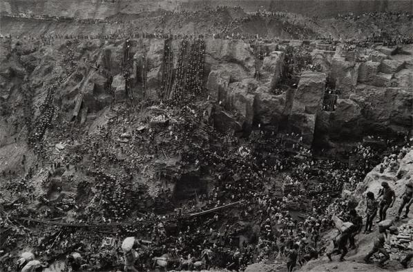 Sebastiao Salgado-Serra Pelada, Gold Mine, Brazil (Cast Of Thousands)-1986
