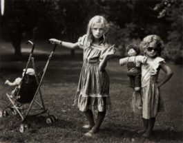 Sally Mann-The New Mothers-1989