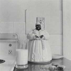 Carrie Mae Weems-#3156 From American Icons-1990