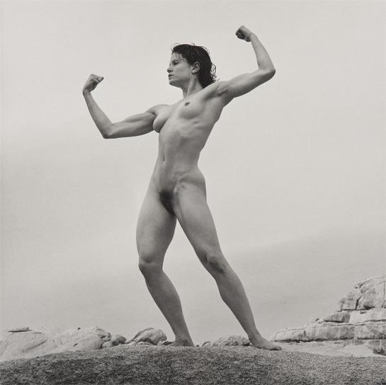 Robert Mapplethorpe-Lisa Lyon-1980