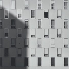 Robert Mapplethorpe-Apartment Windows-1977