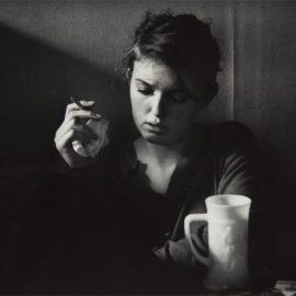 Dave Heath-Jennine/Pommy Vega, Nyc-1957