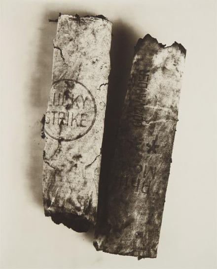 Irving Penn-Cigarette 47, New York-1972