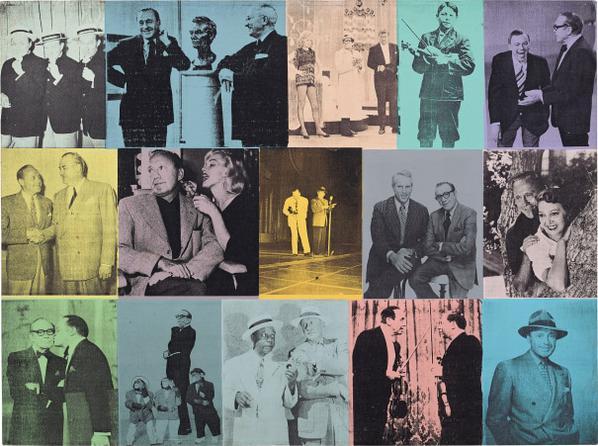 Richard Pettibone-Portrait Of Jack Benny-1972
