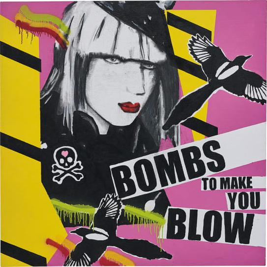 Stuart Semple-Bombs To Make You Blow-2005