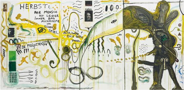 Jonathan Meese-Oh Herbst Du-2007
