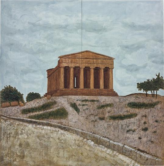 Stephan Balkenhol-Temple-2004