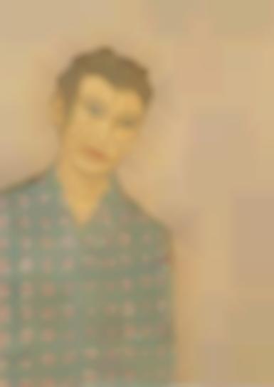 Stephan Balkenhol-Male Portrait-2003
