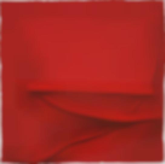 Agostino Bonalumi-Rosso-1995