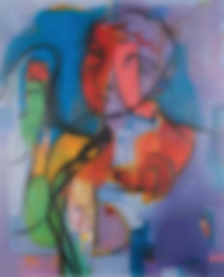Sandro Chia-Untitled-1986