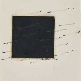 Jannis Kounellis-Untitled-1983