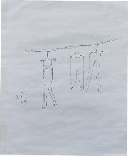 Louise Bourgeois-Untitled-1998
