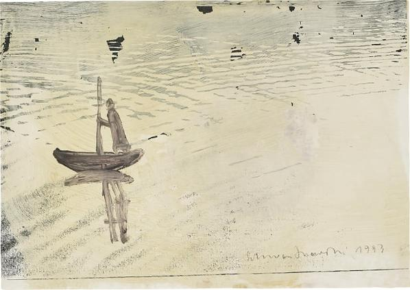 Norbert Schwontkowski-Untitled-1993