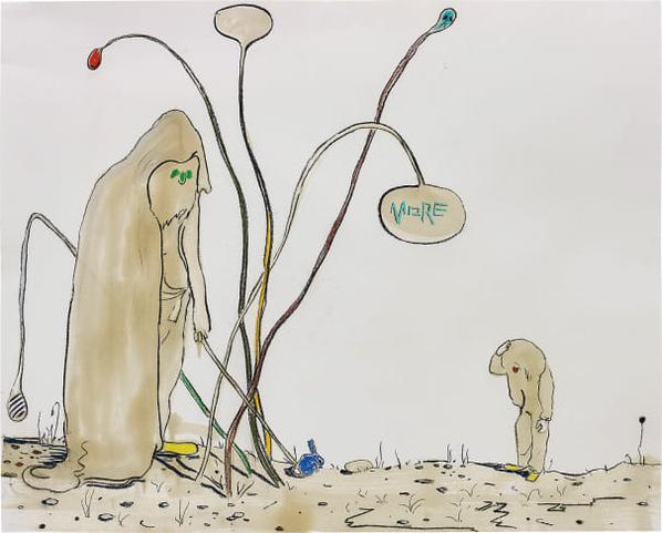 Nigel Cooke-Projects 1-2007