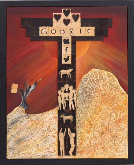 Zak Raton - The Golden Calves-2014