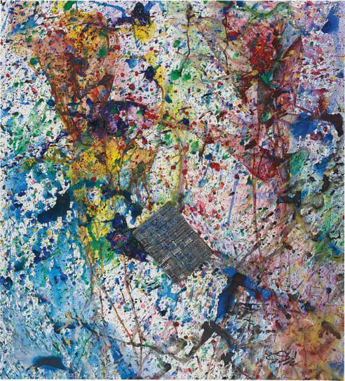 Shozo Shimamoto-Proof Of Peace Au 31-2008