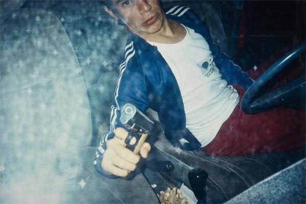 Carlos Amorales-Julian Pistolero-1999