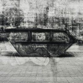 Klara Liden-Untitled (Dumpster Dino)-2011