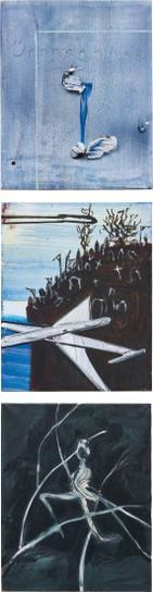 Daniel Richter-Three Works: (I) Ohne Titel (ii) Ohne Titel (iii) Ohne Titel-2006