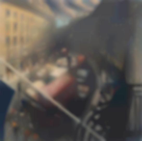 Bill Jacklin-Before The Hurricane. Regent Street.-1988