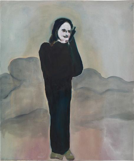 Sophie von Hellermann-Goth On The Phone-1999