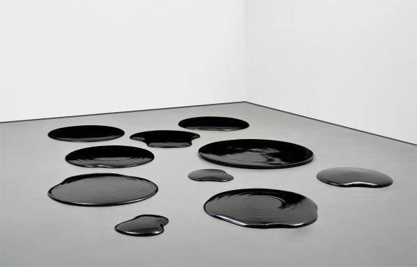Ai Weiwei-Oil Spills-2006