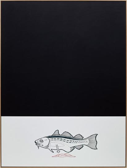 Oliver Osborne-Fish (Geriihrt)-2015