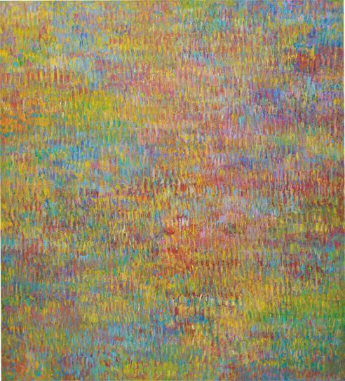 Jean-Baptiste Bernadet-Untitled (Fugue IX)-2013