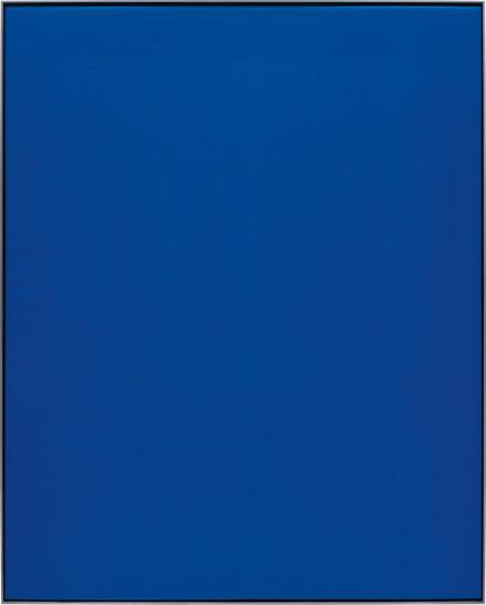 Lucien Smith-Untitled (Blue Padding)-2011
