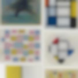 Piet Mondrian-After Piet Mondrian - Mondrian-1957