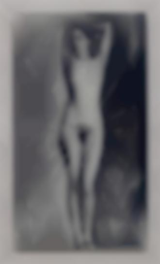Man Ray-Nu Bleute (Blue Nude)-1971