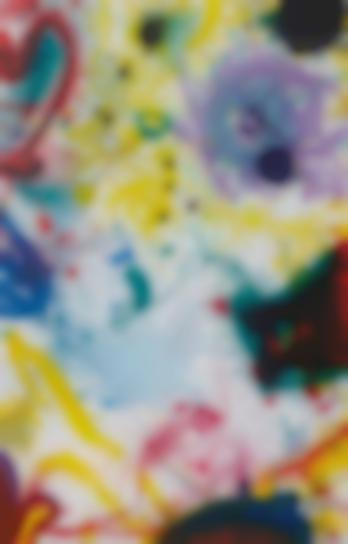 Sam Francis-Untitled (Sf-345)-1991