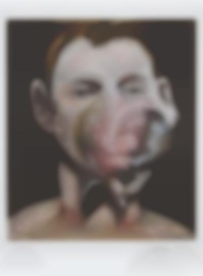 Francis Bacon-Portrait Of Peter Beard-1976