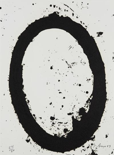 Richard Serra-Moca Print, From Moca Portfolio-1999