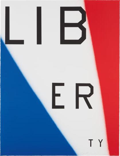 Ed Ruscha-Liberty-2011