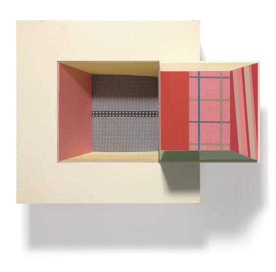 Robert Rauschenberg-Publicon - Station II, From Publicons-1978