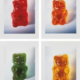 Vik Muniz-Gummy Bears-2002