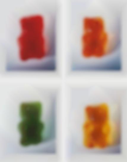 Vik Muniz-Gummy Bears-2002