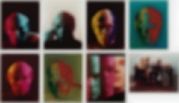 Philippe Halsman-Warhol, 1968-1989