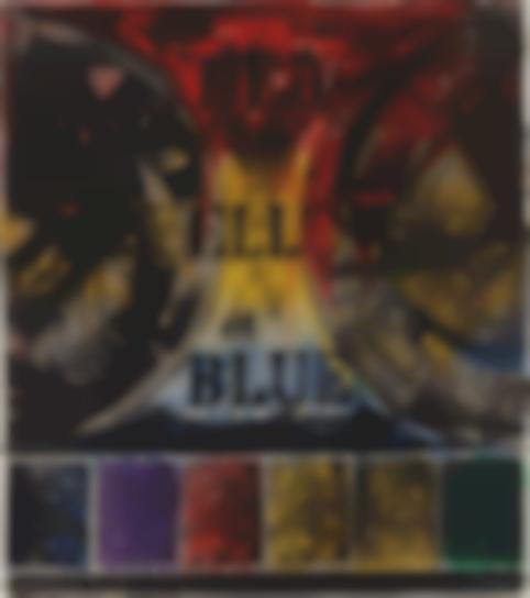 Jasper Johns-Untitled-1980