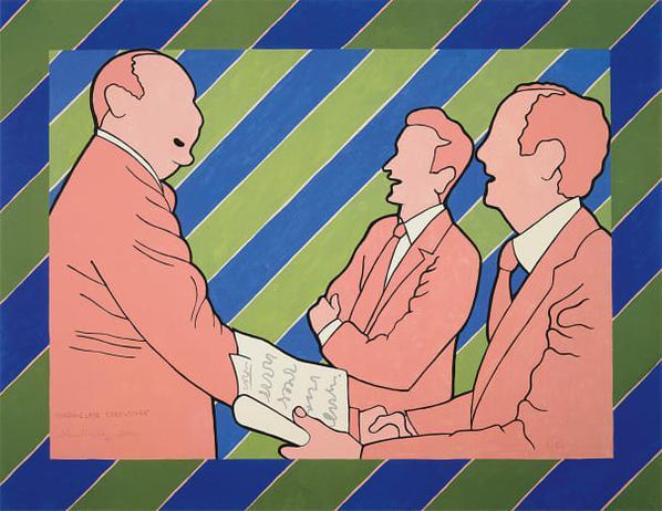 John Wesley-Marmalade Executives-2000