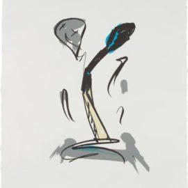 Claes Oldenburg-Extinguished Match-1990
