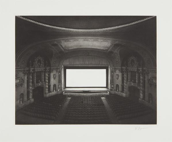 Hiroshi Sugimoto-U.A. Walker, New York-1978