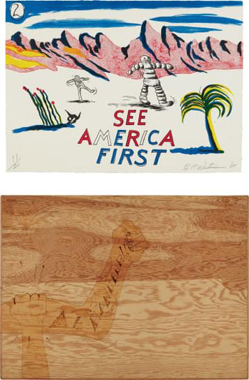H.C. Westermann - See America First-1968