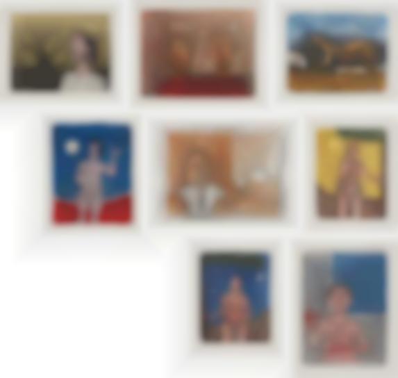 Rufino Tamayo-Tamayo 90 Aniversario (90Th Anniversary Suite): 8 Plates-1989
